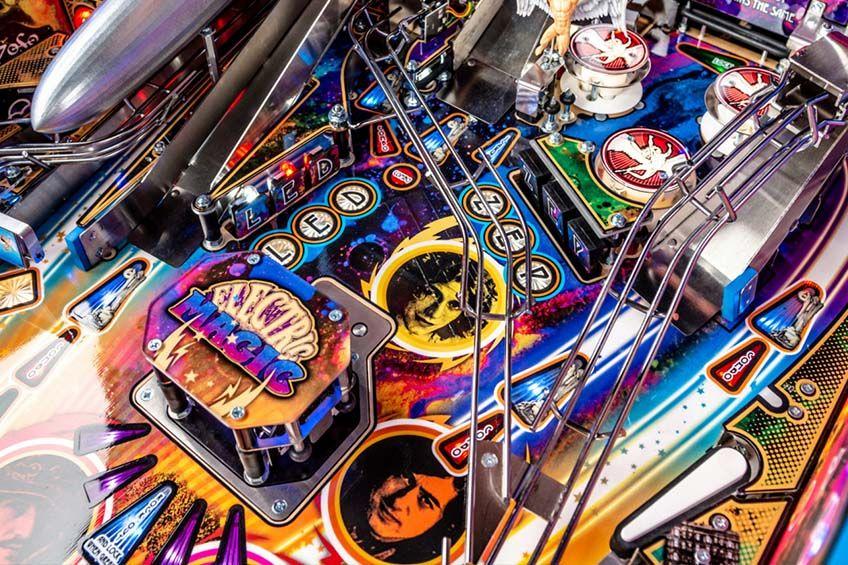 pinball ring retail