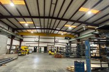 steel distribution business for sale